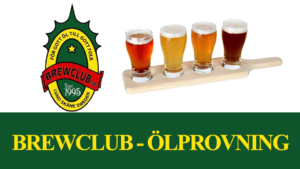 Brewclubs Hembryggarprovning @ Hyresgästernas hus | Skåne län | Sverige