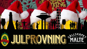 Provning - Julöl @ Malmö - Lund