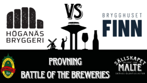Provning - Battle of the Breweries (2) @ Malmö - Lund