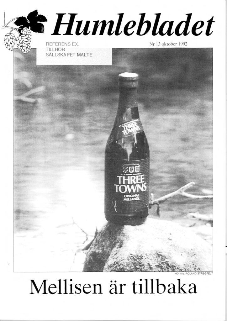 Humlebladet #13, 1992