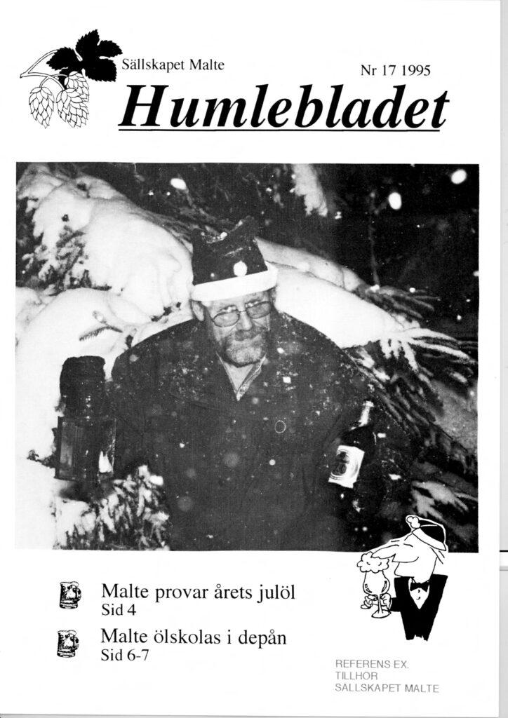 Humlebladet #17, 1995