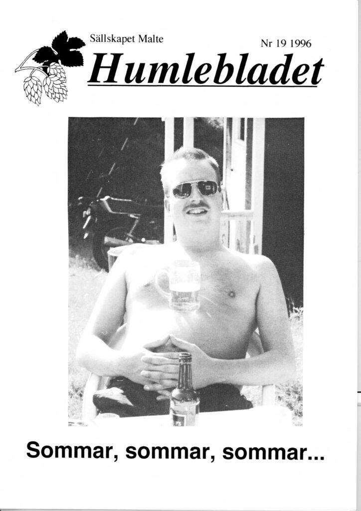 Humlebladet #19, 1996