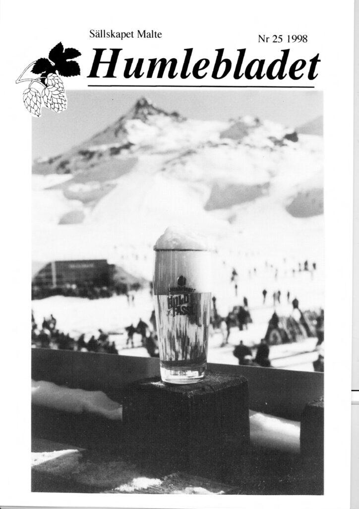 Humlebladet #25, 1998